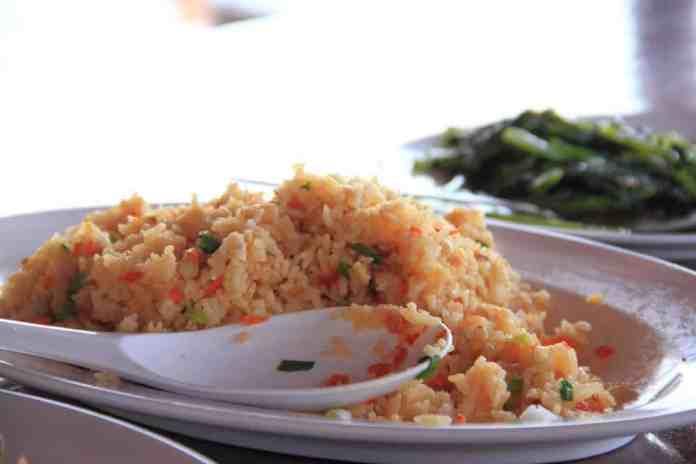 The food Merdeka Phuket Spa Boat
