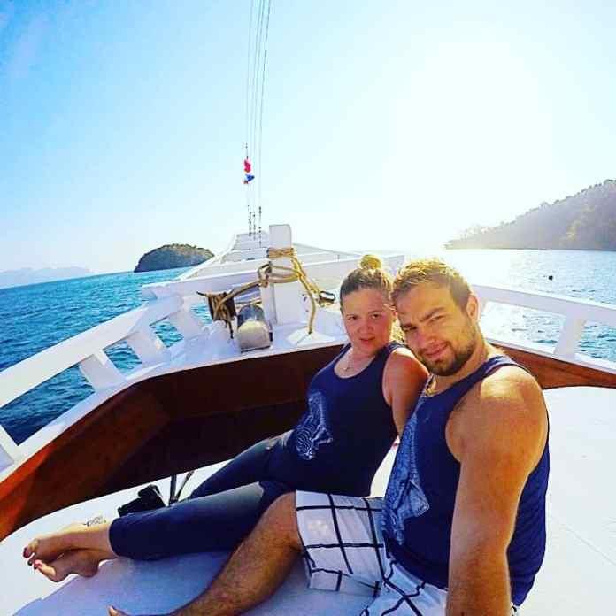 luxury boat in Phuket