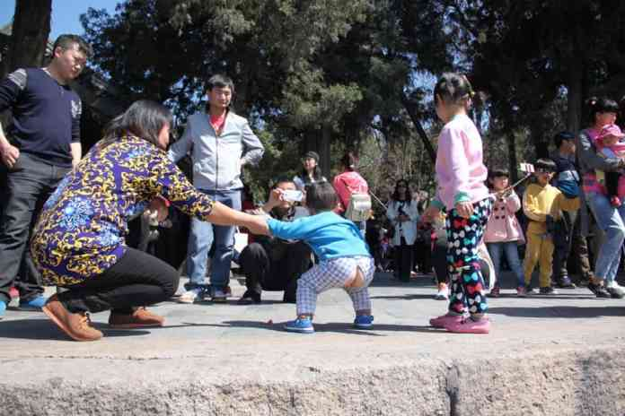 Children pooping in China -Interesting China facts