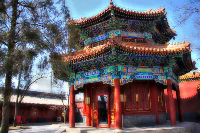 Lama Temple Beijing travel tips