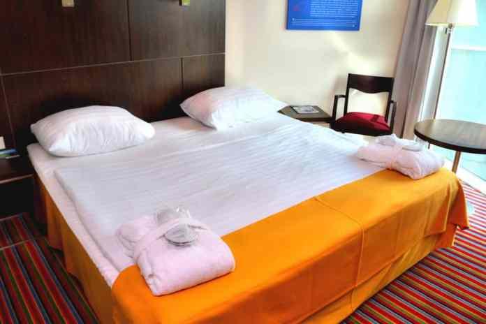 Room at Park Inn Meriton
