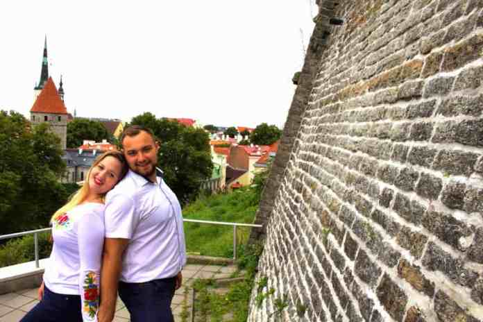Toompea Castle in Tallinn