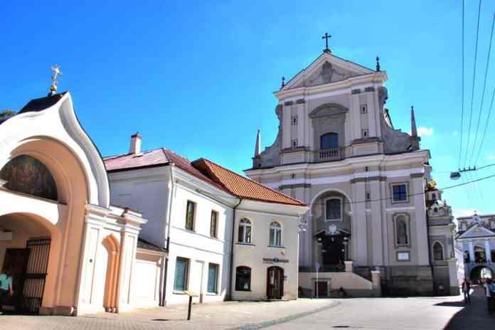 Church of St Theresa Vilnius