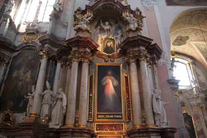 Czech Republic interesting facts church