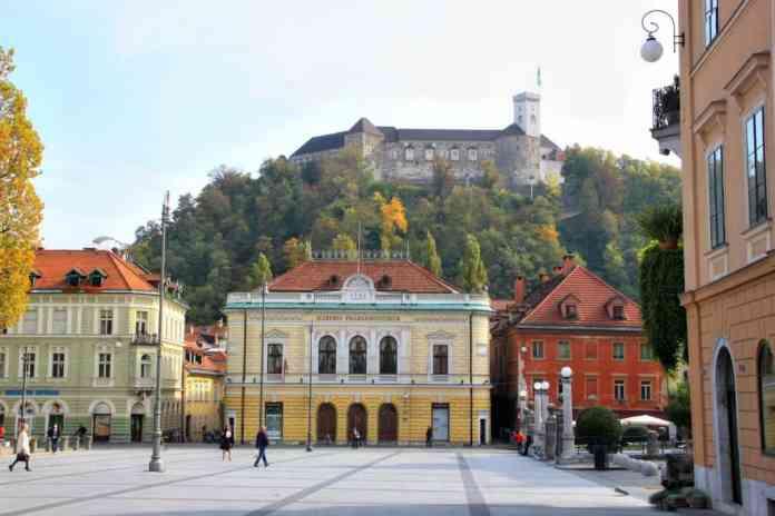 Slovenska Filharmonija & Kongresni trg Ljubljana Ultimate Guide