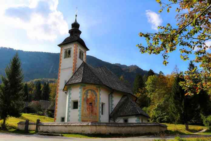 Church of the Holy Spirit Bohinj