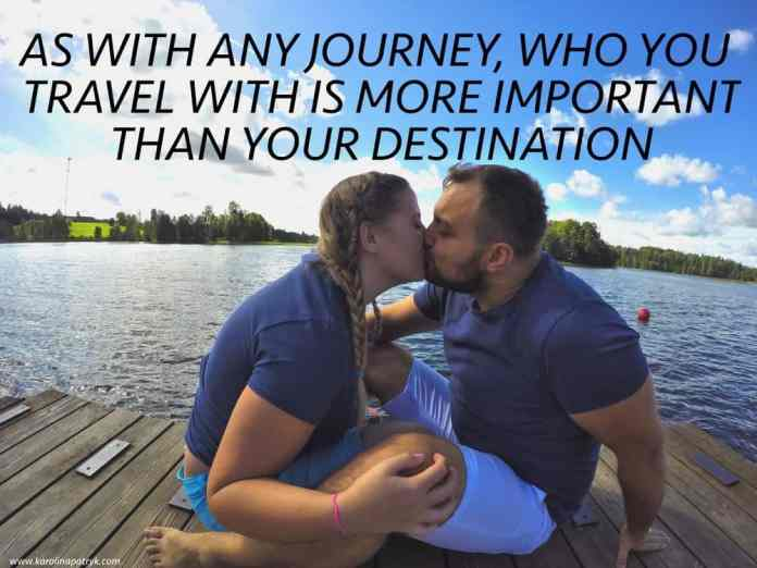 who-you-travel-with Travel Quotes