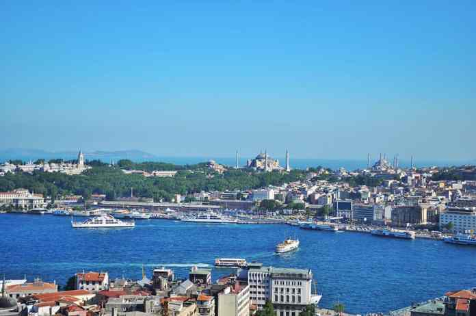 istanbul Beautiful places Eastern Europe