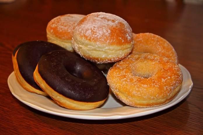 Donuts Poland Tlusty Czwartek