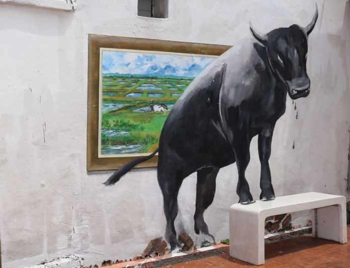 Madrid Spain interesting facts: the bullfighting arena