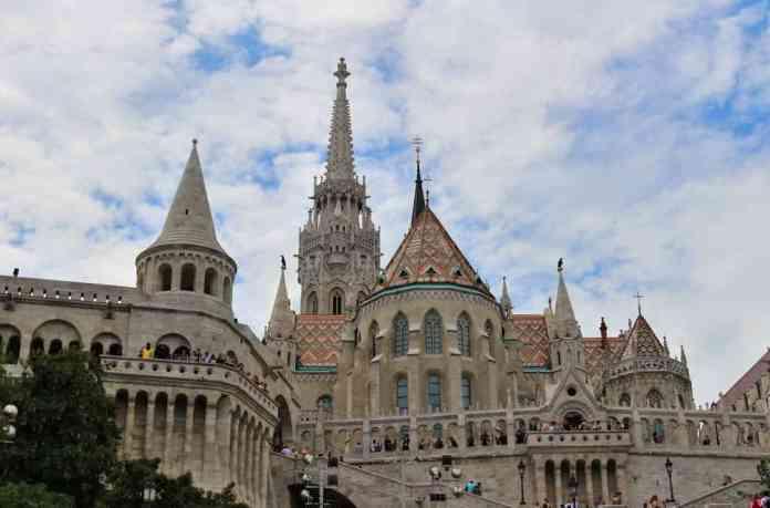 Romantic Budapest