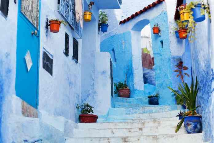 Chefchaouen is the 'Blue Pearl' of Morocco