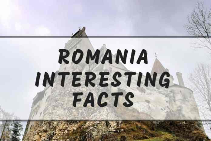 Interesting Romania facts