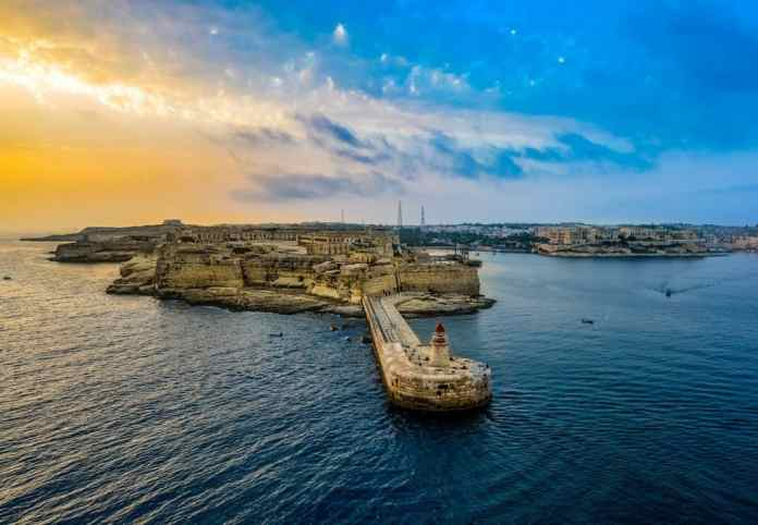 romantic place Malta