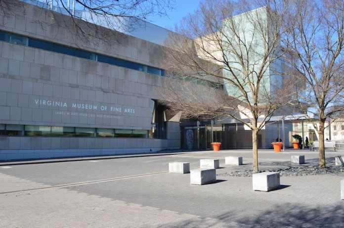 The Virginia Museum of Fine Arts(VMFA)