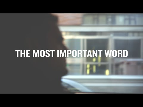 Gary Vaynerchuk: The Most Important Word Ever