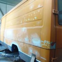 Reparatur Transporter