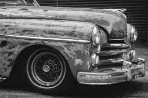 Oldtimer Autowerkstatt in Bad Saulgau