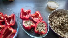 gefüllte paprika 7