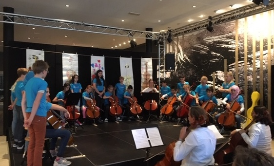 Kiddy Orchestra