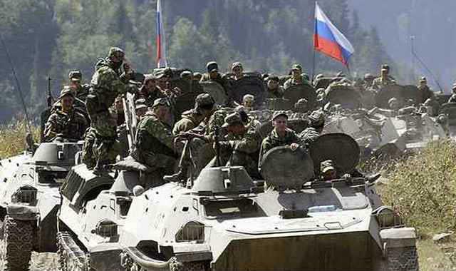Kijev: orosz katonák kelet-ukrajnai településeket foglaltak el