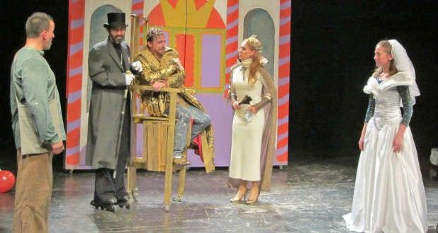 Gyermekeknek szóló előadás is lesz márciusban a beregszászi színházban