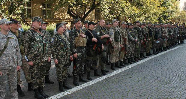 Ötven kárpátaljai rendőr indult Kelet-Ukrajnába