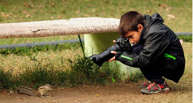 Kilenc éves fiú lett az Év Fiatal Természetfotósa