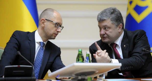Porosenko ismét Jacenyukot kívánja látni a miniszterelnöki poszton