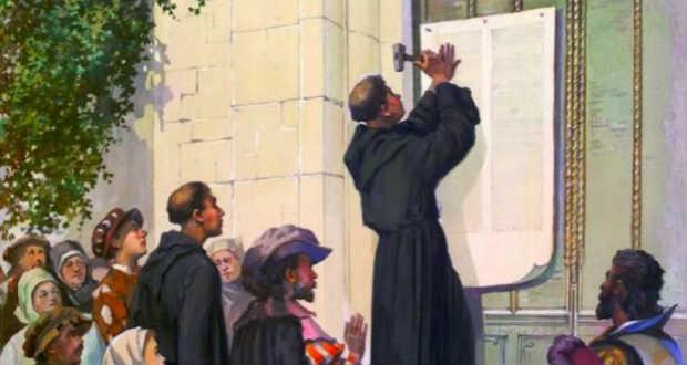 Megkezdődött a reformáció emlékéve