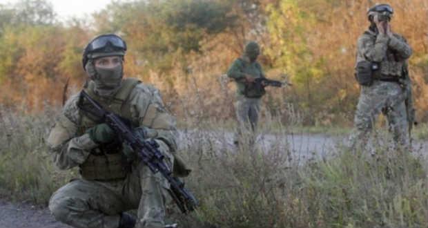 Ismét katonák haltak meg a Donyec-medencei harcokban