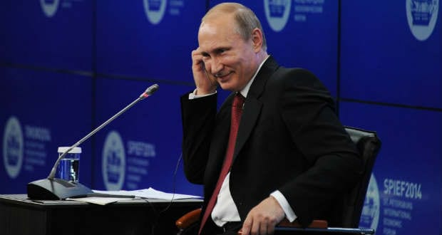 Putyin megerősödve készülhet az elnökválasztásra