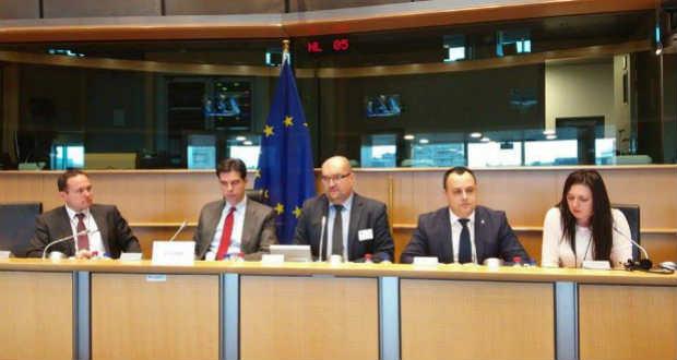 Закарпатська делегація побувала в Брюсселі