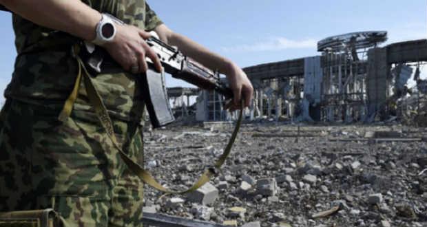 Katonai műveletté válik az eddig belügyi, terrorellenesnek nevezett művelet a Donyec-medencében