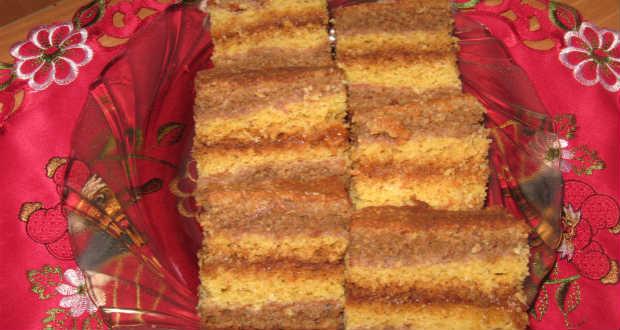 Székely tortaszelet recept