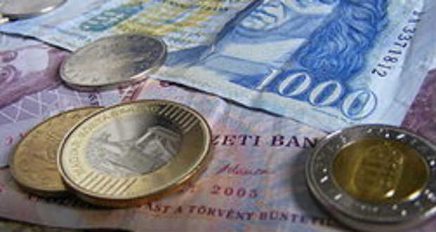 Ismét gyengült a forint