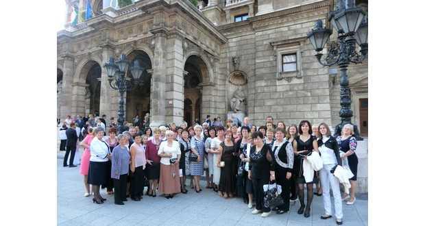 Kárpátaljaiak a Magyar Állami Operaházban
