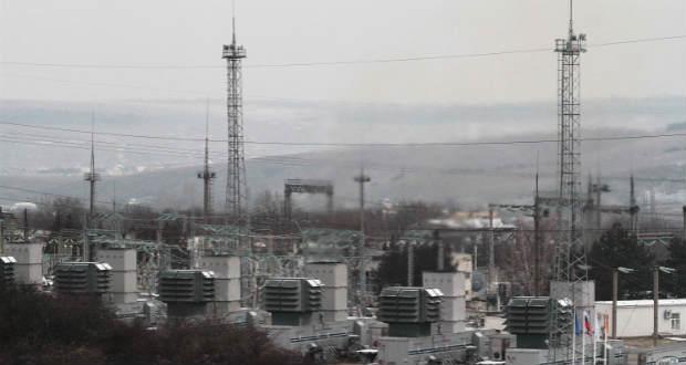 A Jobb Szektor megakadályozta a Krím áramellátásának visszaállítását