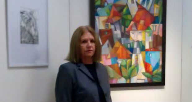 Kárpátaljai portré: interjú Pálfy Juliannával