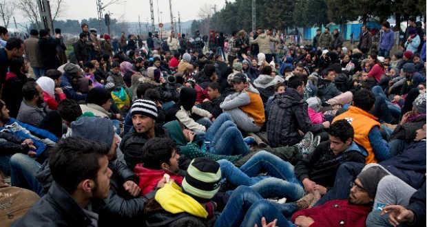 Csaknem 2800 migránst fogtak el egy európai műveletben