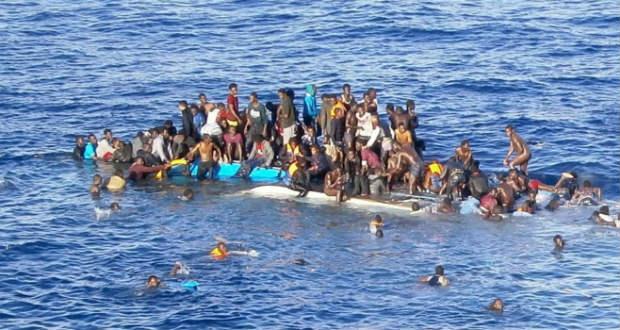 Több mint száz migránst vett fedélzetére az Ocean Viking civil hajó