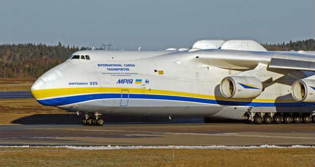 Leszállás nélküli rekordtávot repült az ukrán óriás szállítógép