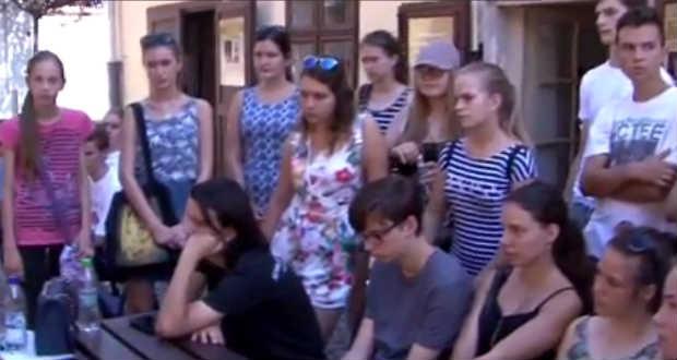 Külhoni fiatalok most Győrrel ismerkednek