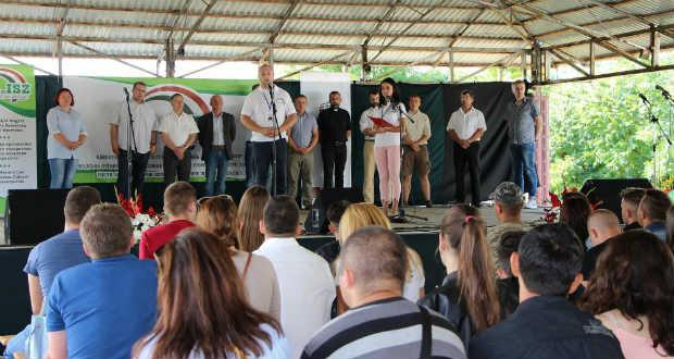 Közel kétezer fiatal vett részt a második KMKSZ ISZ-napon