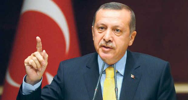Azonnali katonai beavatkozással fenyegette Szíriát Erdogan