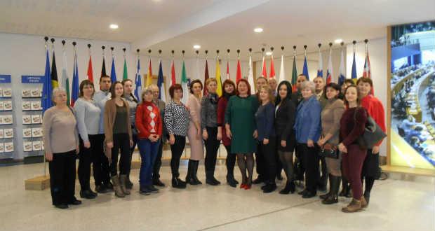 Kárpátaljai látogatócsoport járt az Európai Parlamentben