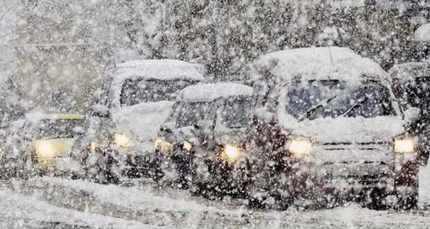 Csaknem egész Európát hó borítja