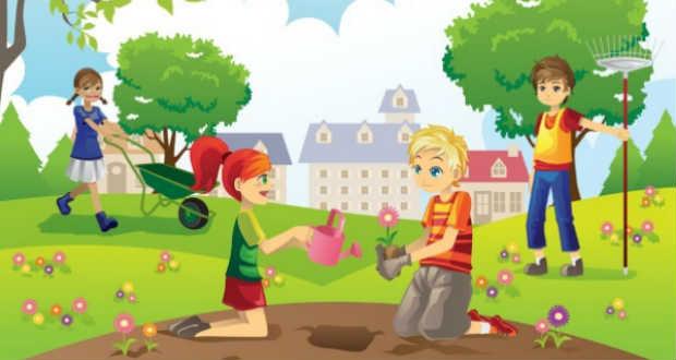 Iskolakertet minden gyereknek! – Pályázati felhívás
