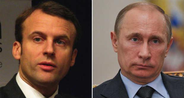 Putyin és Macron az atomalku fenntartása mellett foglalt állást