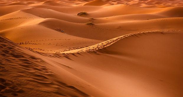 Hamarosan elfogy a homok a Földön